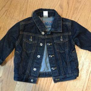 Ohh Kosh Infant Jean Jacket - 12M